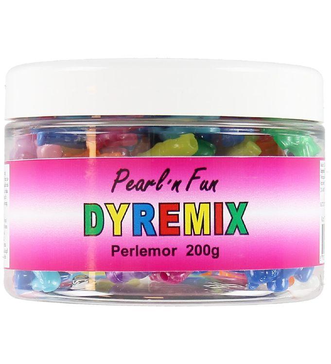 Image of Pearl'n Fun Perler - Dyr - 200 gram - Perlemor (XA626)
