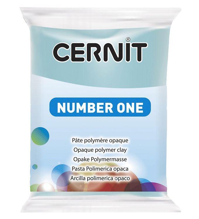 Image of Cernit Polymer Ler - Number One - lys Blå (XA636)