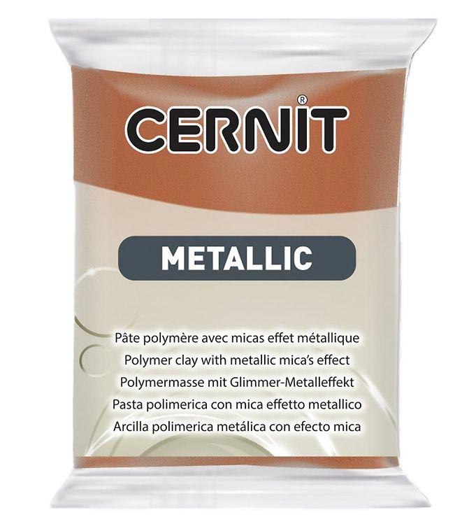 Image of Cernit Polymer Ler - Metallic - Bronze (XA655)