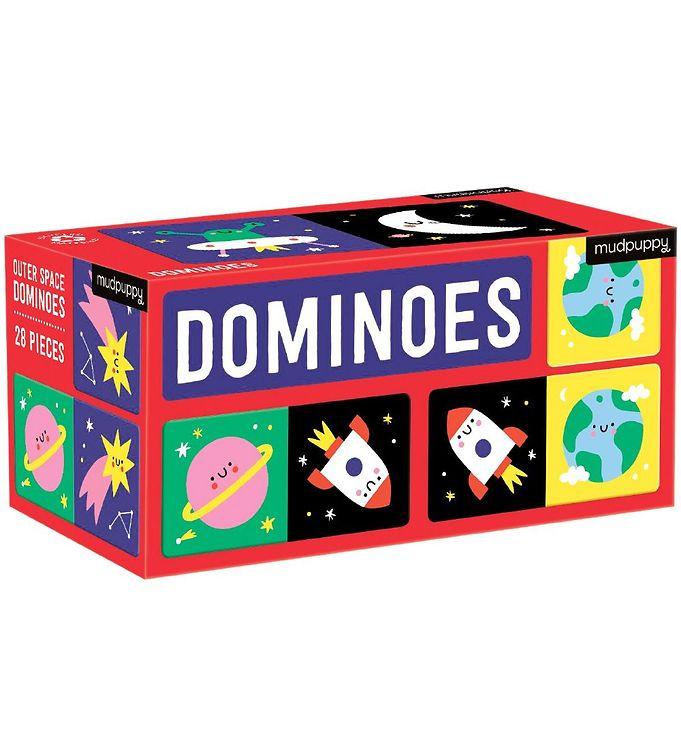 Image of Mudpuppy Domino - Rummet (XA914)