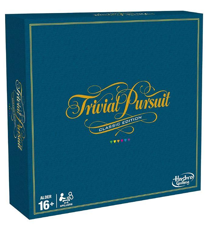 Hasbro Brætspil - Trivial Pursuit Classic
