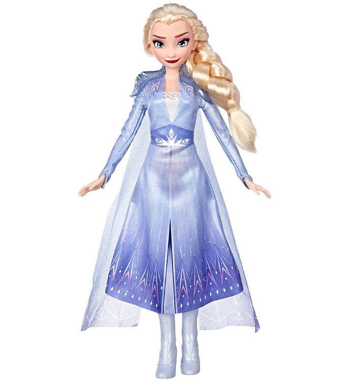 Image of Disney Frozen II Dukke - 27 cm - Elsa (XB120)