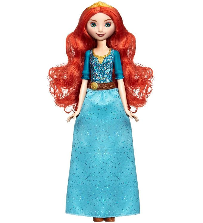 Image of Disney Princess Dukke - 27 cm - Merida (XB127)