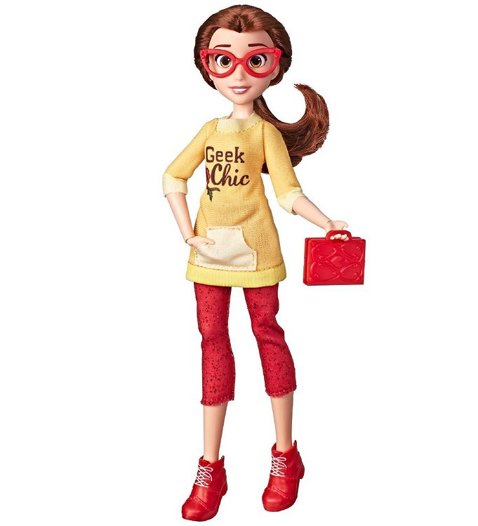 Image of Disney Princess Dukke - 25 cm - Comfy Belle (XB129)