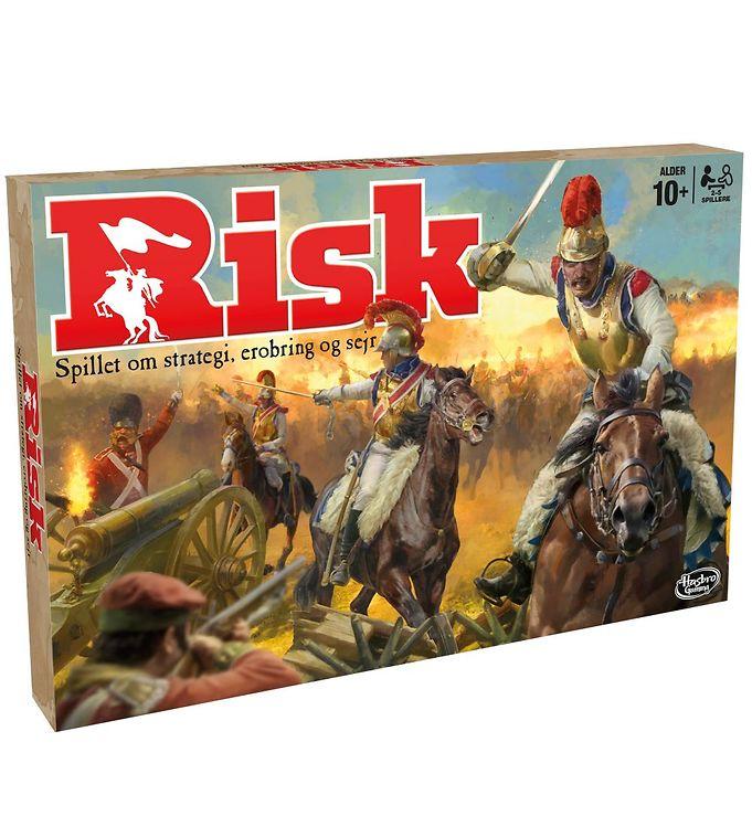 Image of Hasbro Brætspil - Risk (XB133)