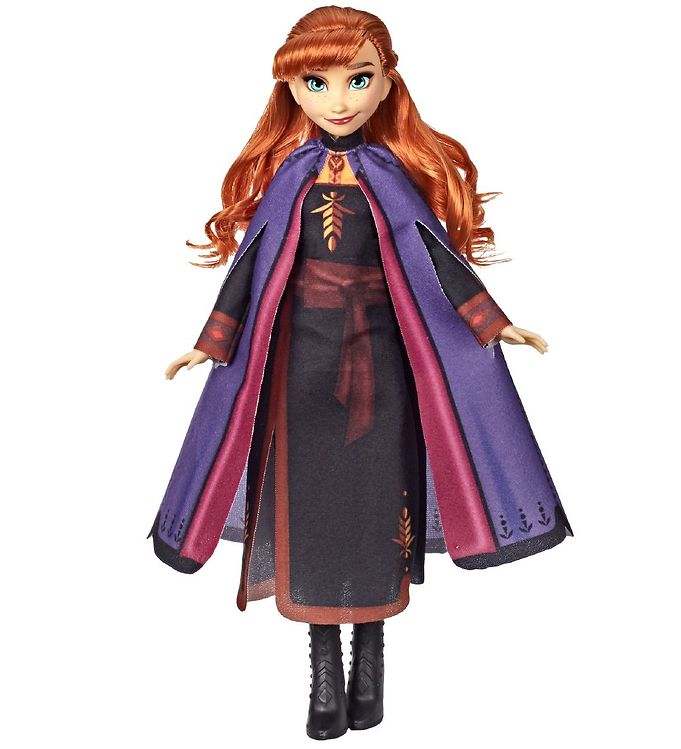 Image of Disney Frozen II Dukke - 27 cm - Anna (XB144)