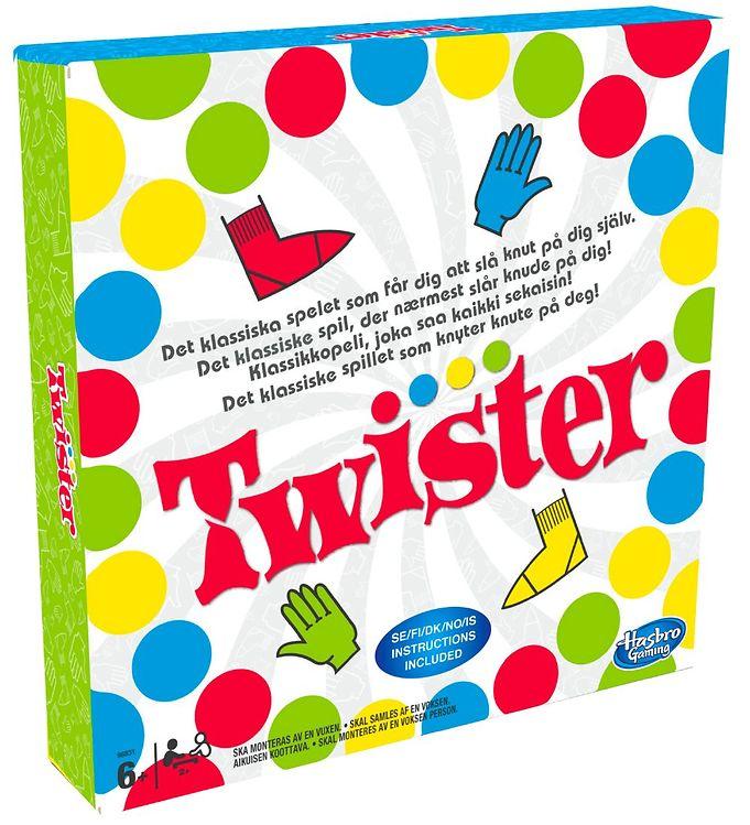 Image of Hasbro Spil - Twister (XB152)