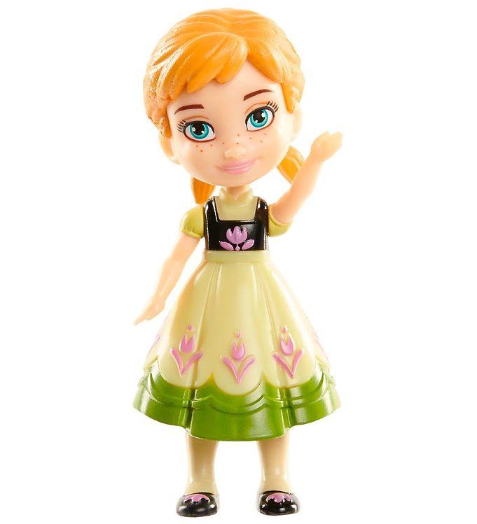 Image of Disney Frozen II Dukke - Mini - 9 cm - Anna (XB180)