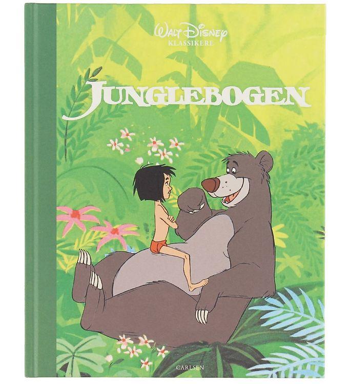 Image of Forlaget Carlsen Bog - Jungle Bogen (XB206)
