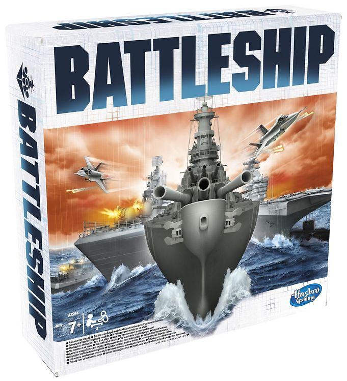 Image of Hasbro Brætspil - Battleship (XB308)