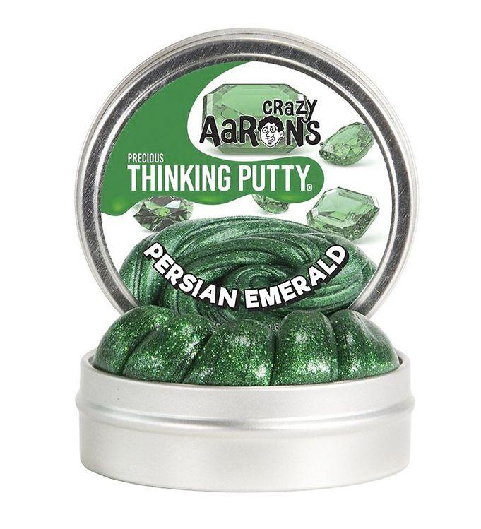 Image of Crazy Aarons Putty Slim - Ø 8 cm - Precious - Persian Emerald (XB359)