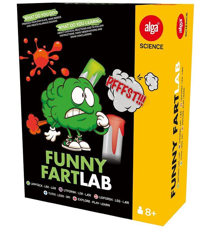 Image of Alga Science - Funny Fart Lab (XB444)