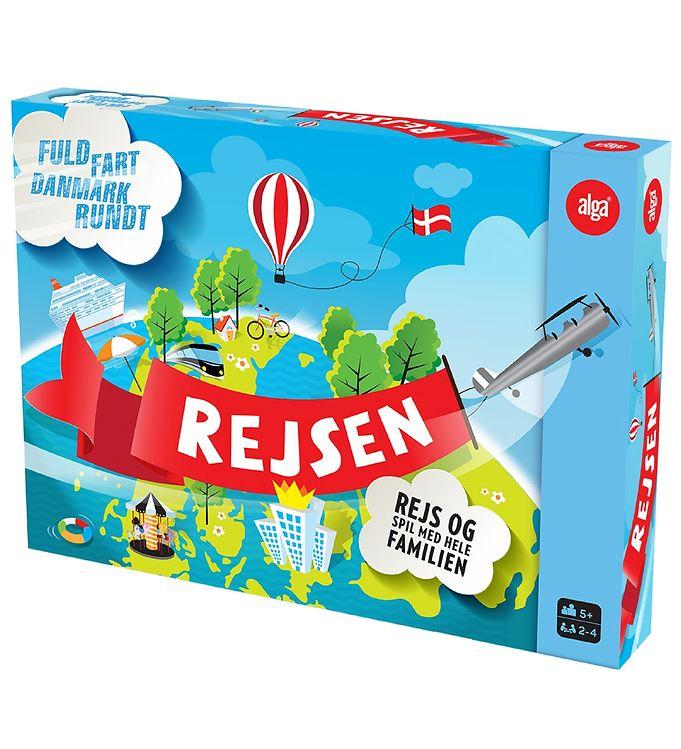 Image of Alga Spil - Rejsen (XB499)