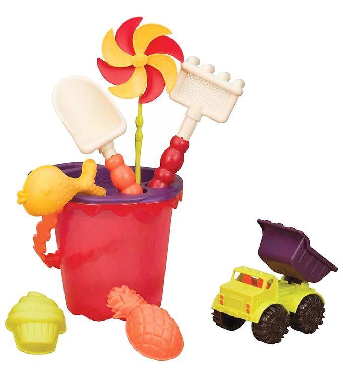 Image of B. toys Spandsæt - Rød (XB520)