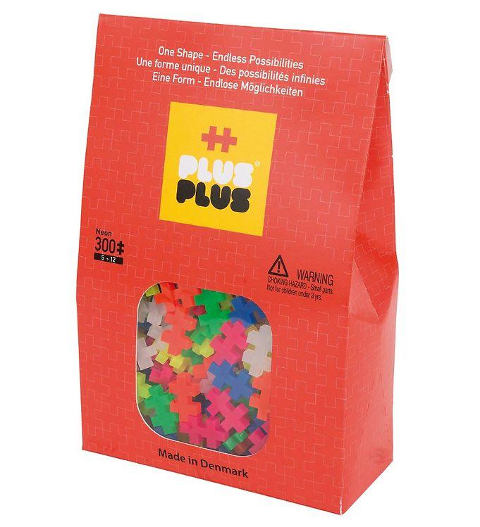 Image of Plus-Plus Mix - Neon - 300stk (XB619)