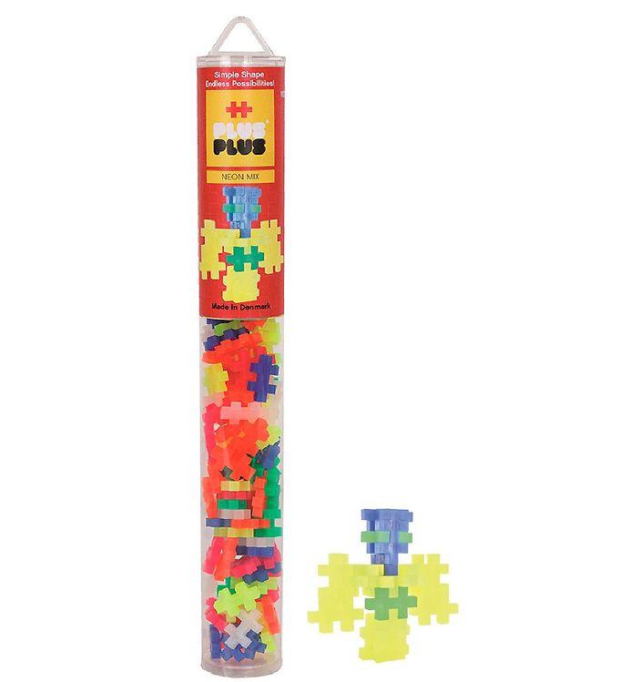 Image of Plus-Plus - Neon Mix - 100stk (XB642)