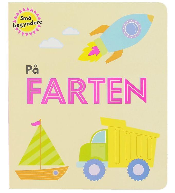 Image of Karrusel Forlag Bog - Små Begyndere - På Farten (XC010)