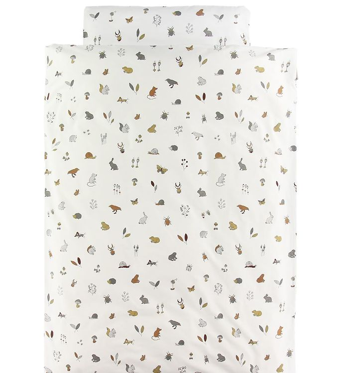 Leander Sengetøj - Baby - Forest - Cappucino - Leander Sengetøj - Leander