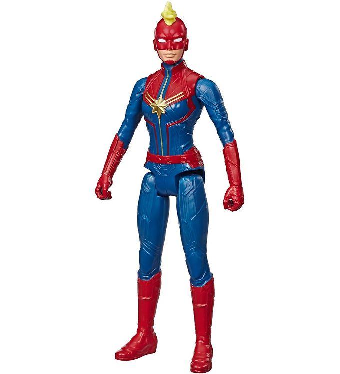 Image of Marvel Avengers Actionfigur - 29 cm - Captain Marvel (XC269)