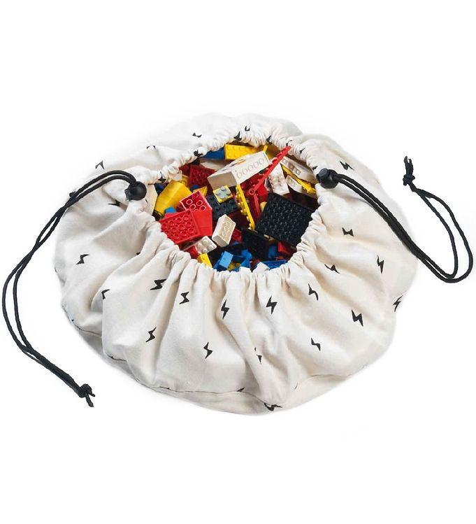 Image of Play&Go Opbevaringspose - Ø40 cm - Thunderstrike (XC270)