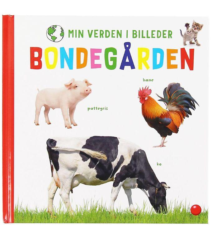 Image of Forlaget Bolden Bog - Min Verden I Billeder - Bondegården (XC329)