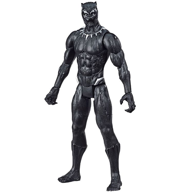 Image of Marvel Avengers Actionfigur - 29 cm - Black Panther (XC417)