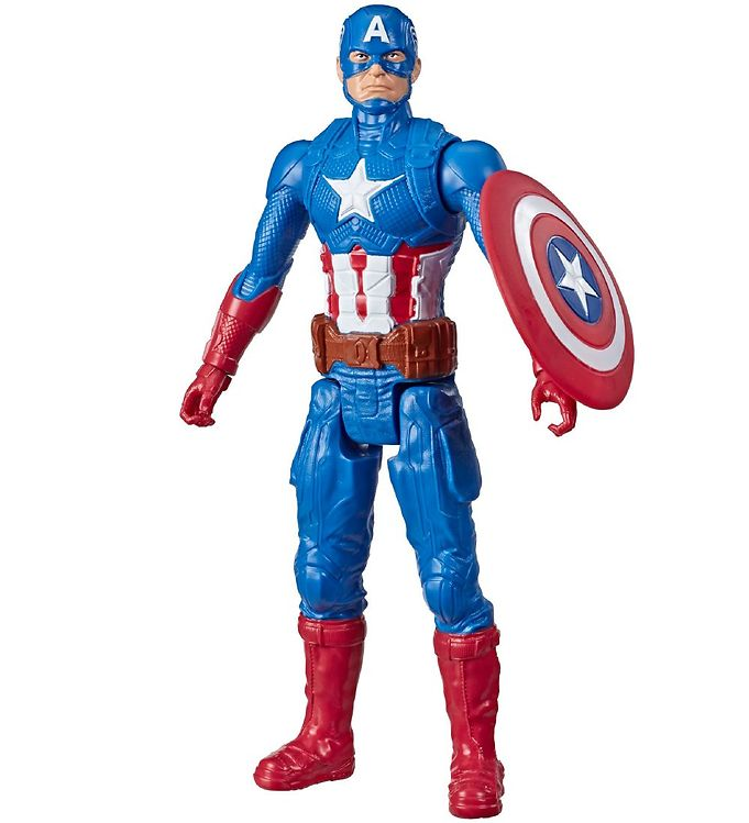 Image of Marvel Avengers Actionfigur - 29 cm - Captain America (XC420)
