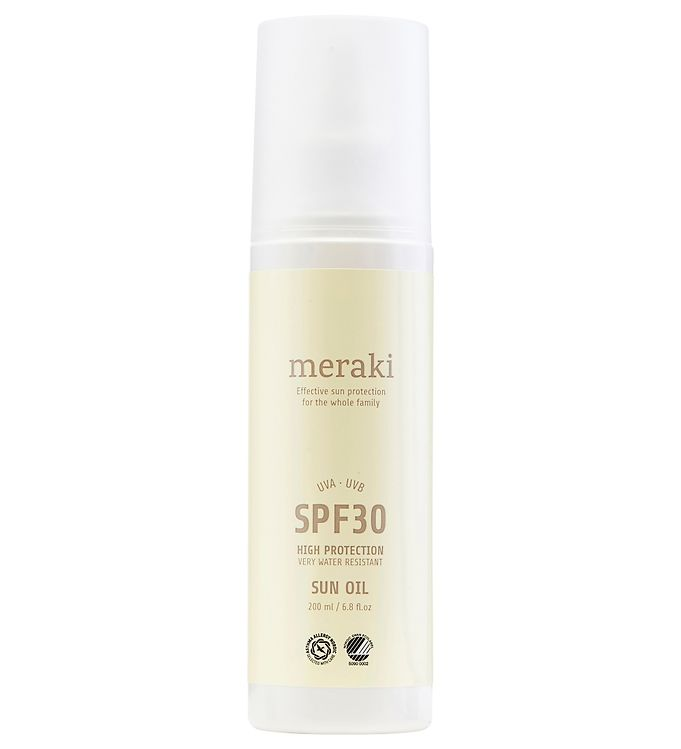Image of Meraki Sol Olie - SPF 30 - 200 ml (XC464)