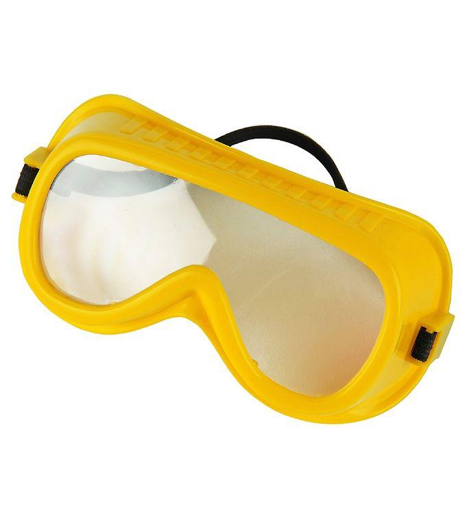 Image of Bosch Mini Sikkerhedsbriller - Legetøj - Gul (XC528)