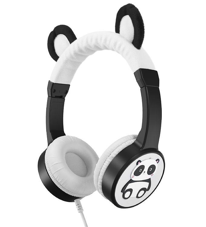Image of Planet Buddies Høretelefoner - Panda - Sort (XD013)