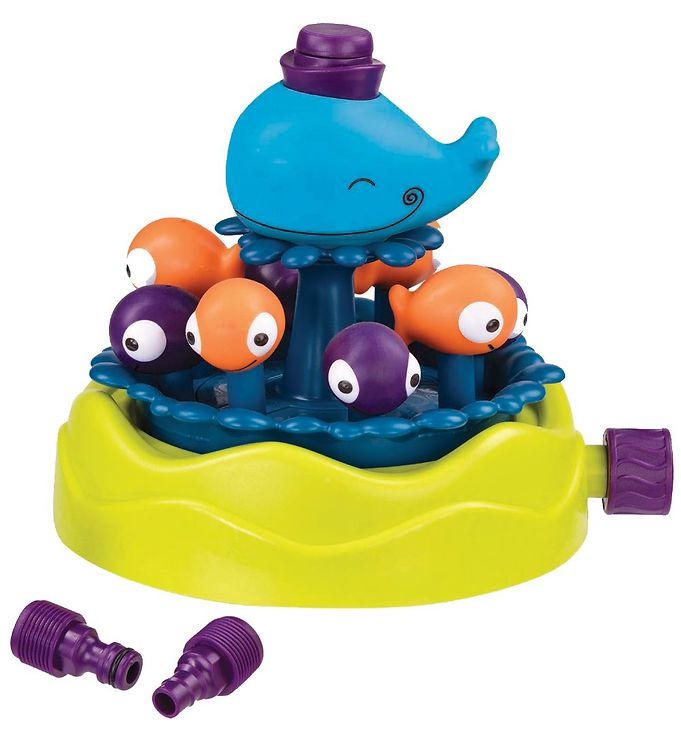 Image of B. Toys Whirly Whale Sprinkler (XD034)