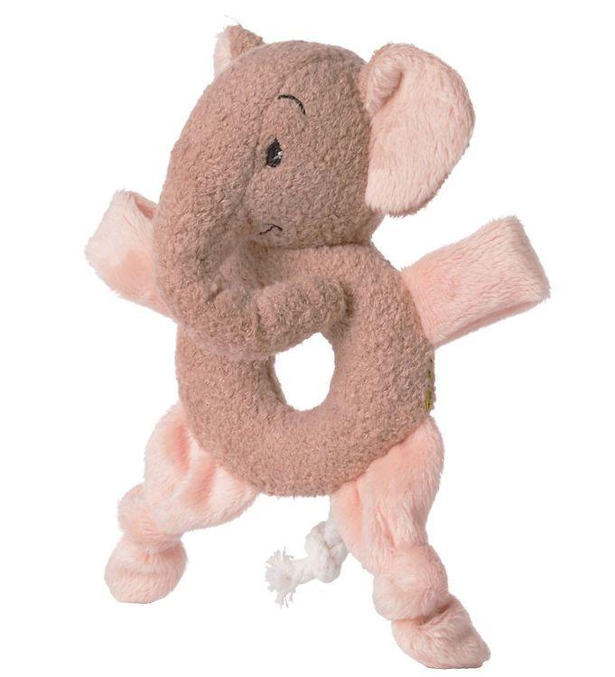Image of Bon Ton Toys Rangle - WWF Cub Club - 15 cm - Elefanten Ebu - Ros (XD565)