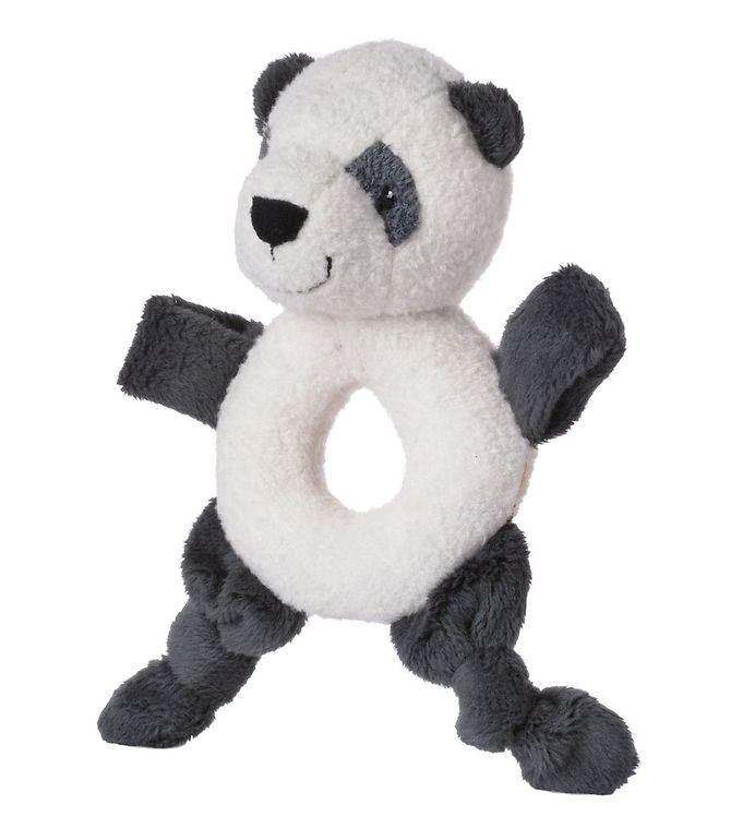 Image of Bon Ton Toys Rangle - WWF Cub Club - 15 cm - Pandaen Panu - Hvid (XD566)