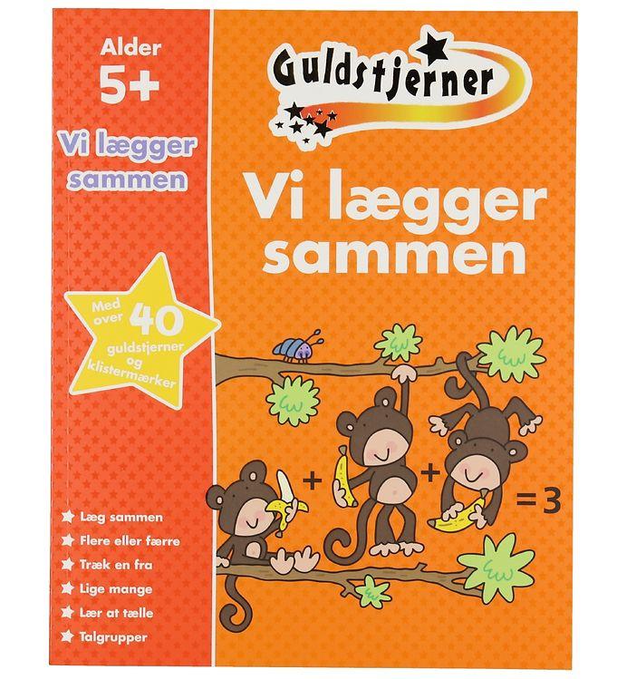 Image of Karrusel Forlag Bog - Guldstjerner - Vi Lægger Sammen (XD661)