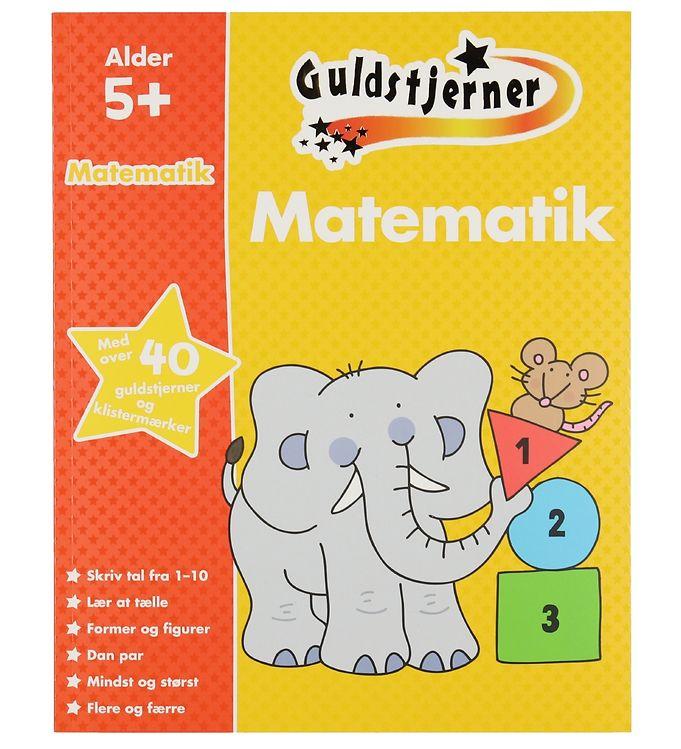 Image of Karrusel Forlag Bog - Guldstjerner - Matematik (XD662)