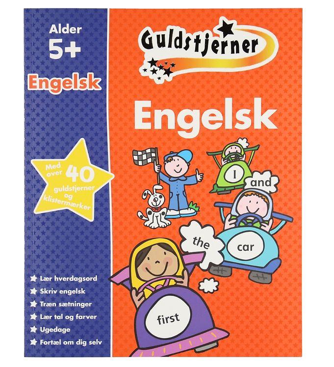 Image of Karrusel Forlag Bog - Guldstjerner - Engelsk (XD663)