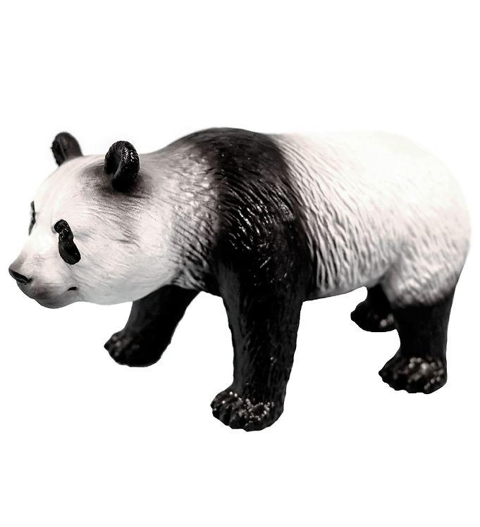 Image of Green Rubber Toys Dyr - 23 cm - Panda (XE351)