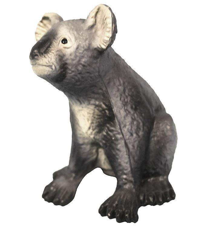 Image of Green Rubber Toys Dyr - 13 cm - Koala (XE359)