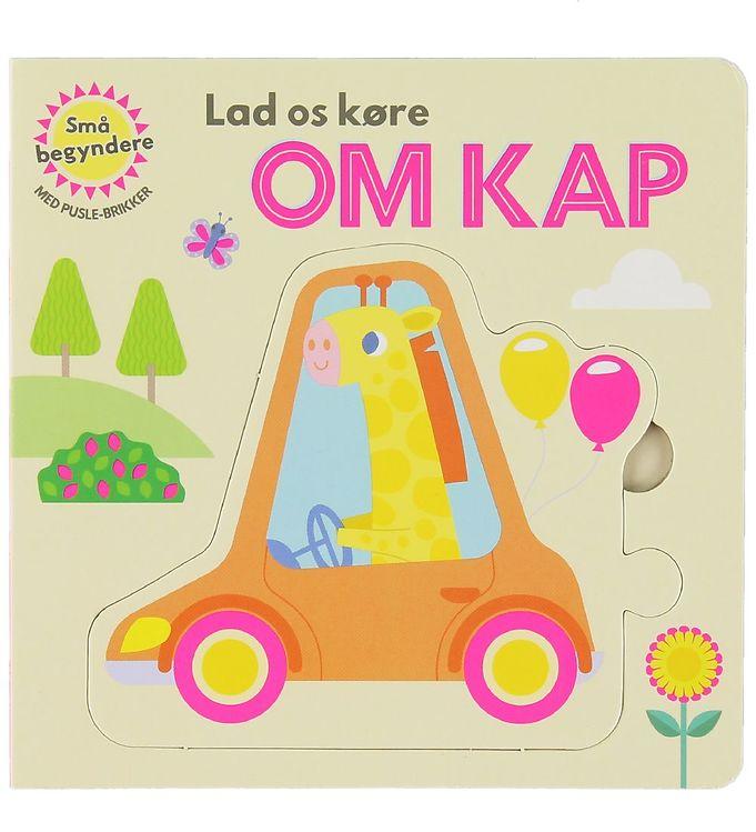 Image of Karrusel Forlag Bog - Små Begyndere - Lad Os Køre Om Kap (XE785)