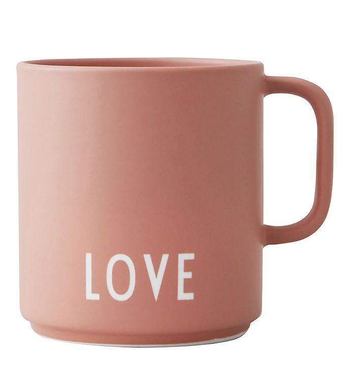 Mini Favourite Bowl Tritan Love Beige - Boligheter