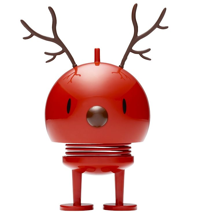 Image of Hoptimist Reindeer Bumble - Medium - Rød (XE958)