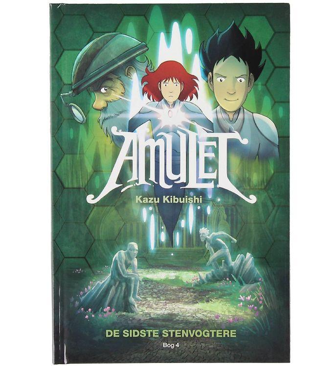 Image of Alvilda Bog - Amulet 4: De Sidste Stenvogtere (XE965)