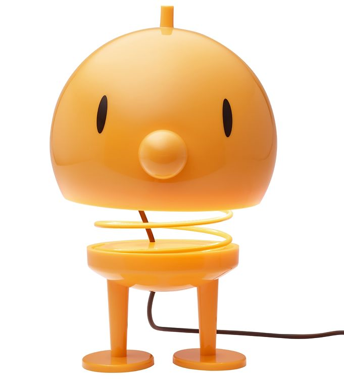 Image of Hoptimist Lampe - The Bumble Lamp - 13,5 cm - Gul (XE969)