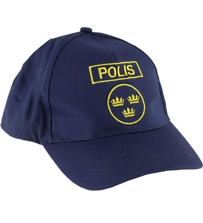 Image of Den Goda Fen Udklædning - Politikasket - Blå (XF007)