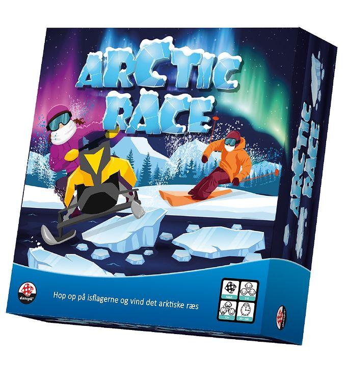 Danspil Brætspil - Arctic Race
