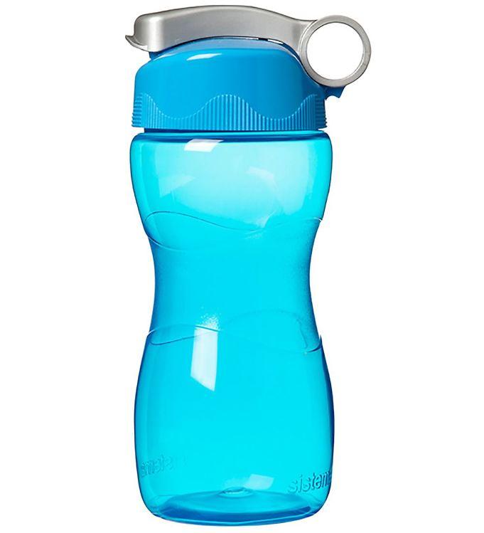 Image of Sistema Drikkedunk - Hourglass - 475 ml - Blå (XF345)