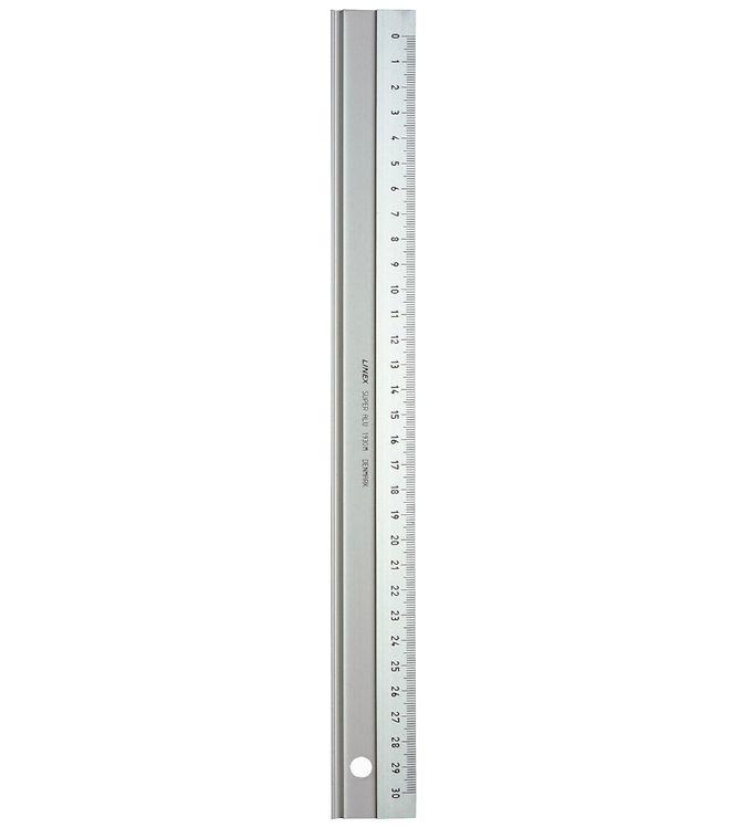 Image of Linex Lineal - 30 cm - Aluminium (XF725)