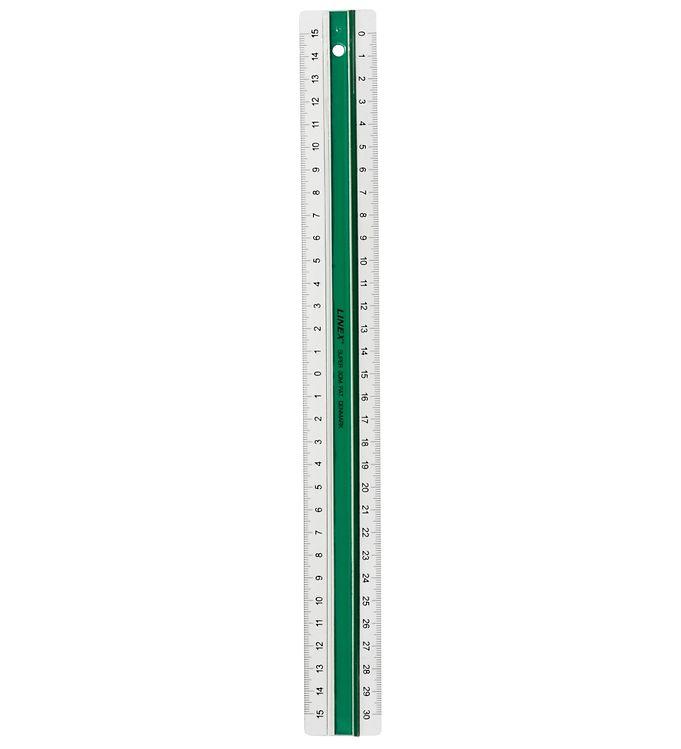 Image of Linex Lineal - 30 cm - Grøn (XF734)