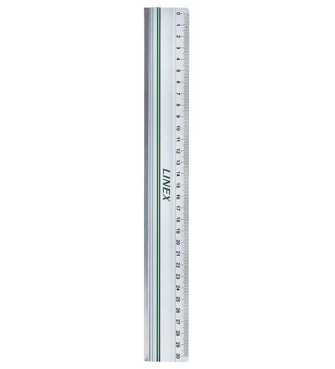 Image of Linex Lineal - 30 cm - Aluminium (XF747)