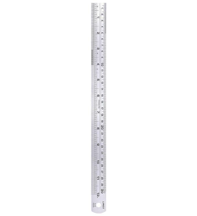 Image of Linex Lineal - 30 cm - Stål (XF769)